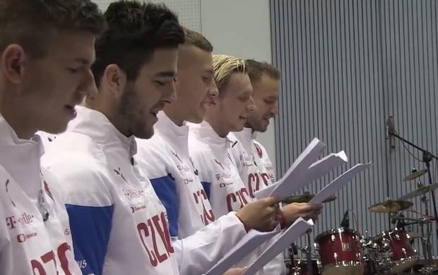 República Tcheca lança música para a Euro 2016