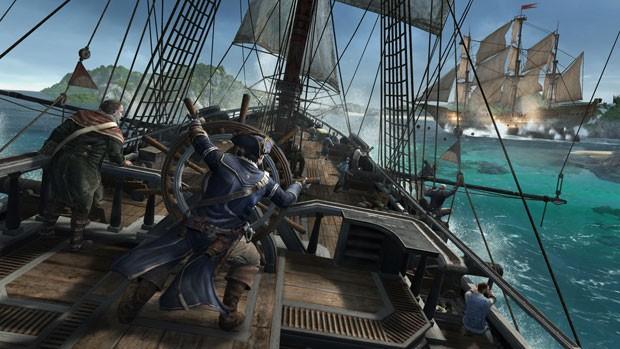 Cena de Assassin's Creed III (Foto: Divulgação)