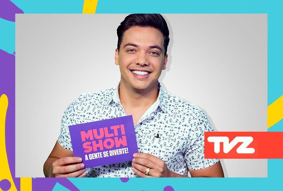 Wesley Safado comanda o TVZ nesta sexta (13), s 19h (Foto: Divulgao/Multishow)