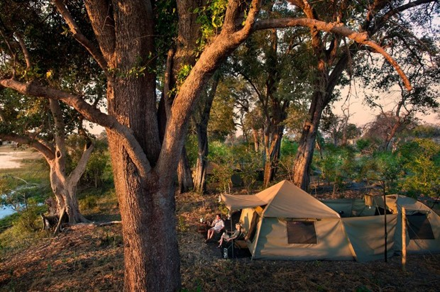Botswana, África (Foto: Reprodução / House Beautiful)