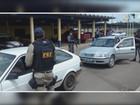 Drogas, armas e veículos são apreendidos em operação, em RO