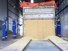 AP faz primeira exportação de soja, com 25 mil toneladas para a Europa
