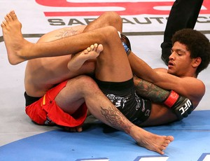 Alex Caceres e Damacio Page, UFC (Foto: Agência Getty Images)