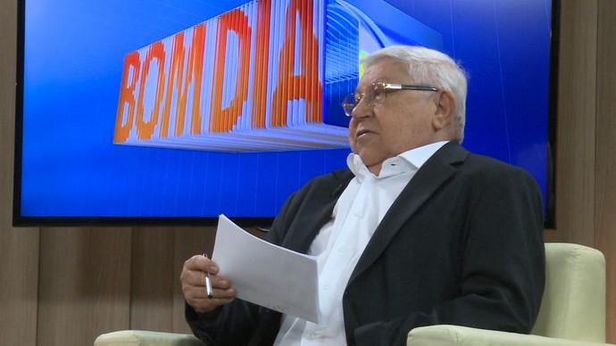 Hebert Fontenele - Bom Dia Mirante (Foto: Reprodução/TV Mirante)