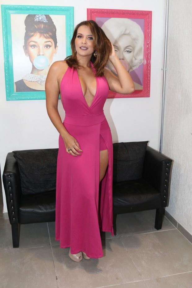 Geisy Arruda (Foto: Thaís Aline/ Agência Fio Condutor)