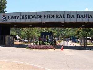Jovens são alunos da Universidade Federal da Bahia (Foto: Imagens / TV Bahia)