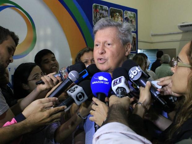 Além do plano diretor, outras leis complementares foram aprovadas (Foto: Romulo de Sousa/G1 AM)