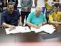 Santos firma parceria para promover esportes olímpicos