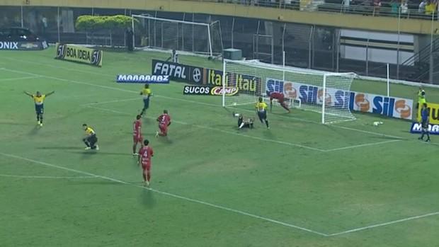 São Bernardo x Atlético Sorocaba (Foto: Reprodução / PremiereFC)