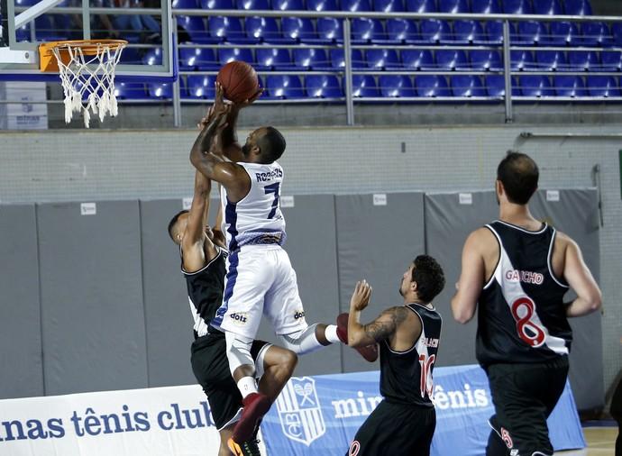 Vasco Minas NBB (Foto: Orlando Bento/MTC)