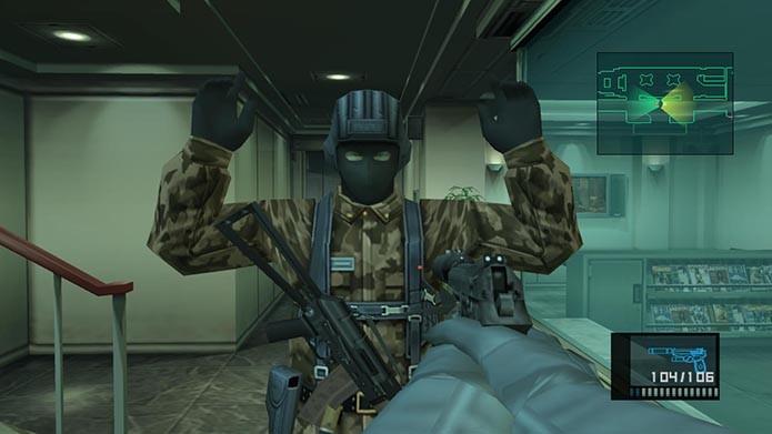 Metal Gear Solid (Foto: Divulgação)
