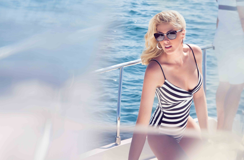 393a390b2a483 Ana Hickmann posa para campanha da coleção Heaven de eyewear - Vogue ...