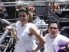 Confira os melhores momentos do carnaval de Salvador neste sábado, 9