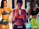 Bella Falconi conta como ajudou Kelly Key a perder 11 quilos