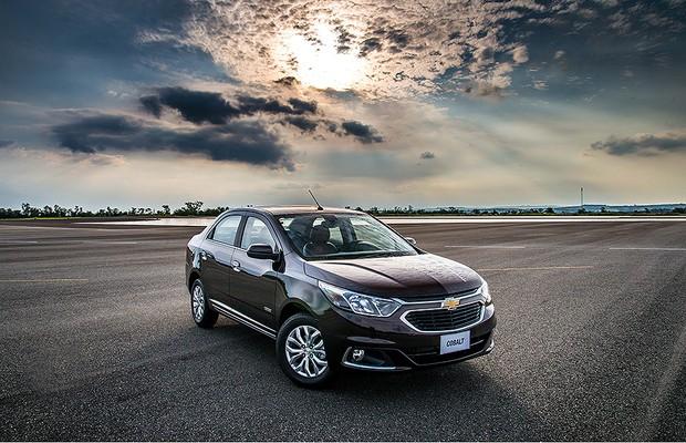 Chevrolet Cobalt 2016 (Foto: General Motors)