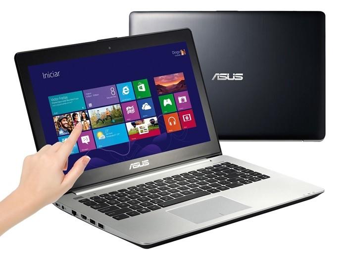 O Asus Vivobook S451LA/BRA-CA033H vem com 8 GB de memória RAM DDR3, e mais dois slots de expansão