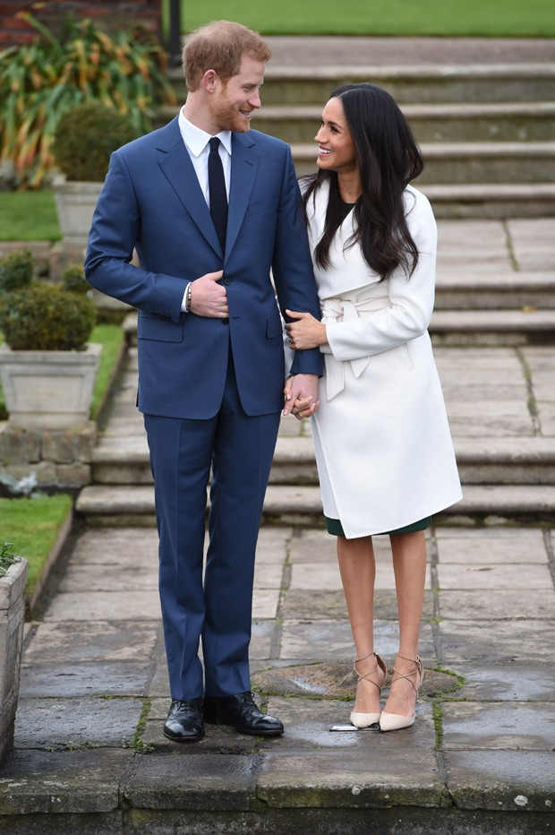 Príncipe Harry e Meghan Markle (Foto: Eddie Mulholland-WPA Pool/Getty Images)