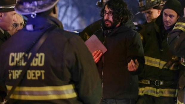 Reza Tabrizi  o novo produtor executivo de Chicago Fire (Foto: Canal Universal)