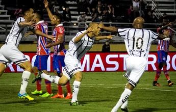Bragantino derrota Bahia em casa e deixa zona de rebaixamento da Série B