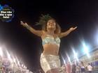Vivi Assis, a anã do carnaval, festeja posto de musa: 'Me acho maravilhosa'