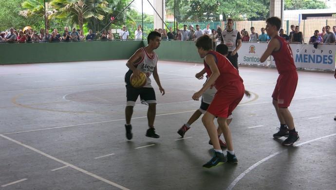 Copa TV Tribuna de Basquete Escolar (Foto: Antonio Marcos)