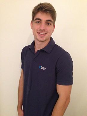 Tiago Pizzolo, do Marketing da Fundação Estudar. (Foto: Divulgação/ Fundação Estudar)