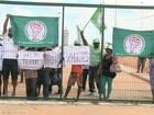 Famílias assentadas no interior de AL protestam por atendimento da Casal