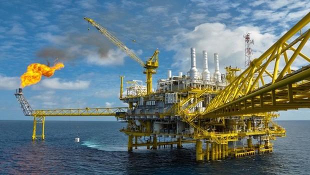 Plataforma de petróleo ; Agência Nacional de Petróleo ;  (Foto: Divulgação/ANP)