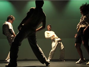 Espetáculo Plagium (Foto: Divulgação/Sesc Arsenal)