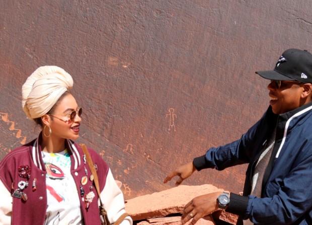 Beyoncé e Jay Z (Foto: Divulgação)
