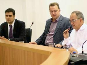 CPI foi aberta na ALMT para investigar sonegação fiscal (Foto: Angelo Varela/ALMT)