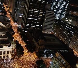 São Paulo (Foto: EFE/Marcelo Sayão)