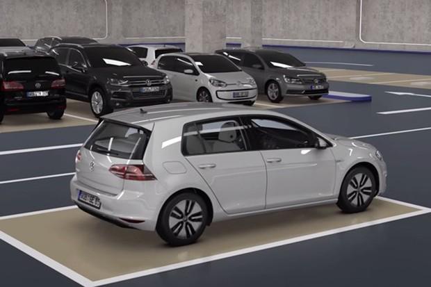 Continental lança carregador sem fios para carros elétricos (Foto: Divulgação)