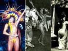Musas de todos os tempos: nos 30 anos de Sapucaí, veja as famosas que fizeram história