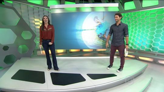"""Bob Burnquist e Mineirinho realizam sonho da pequena """"Fadinha do Skate"""""""