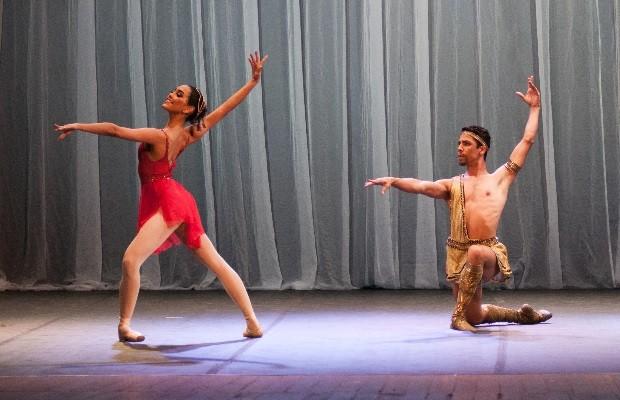 Bailarina goiana de 17 anos ganha premio internacional em Nova Iorque, goiás (Foto: Anderson Santiago / Divulgação)