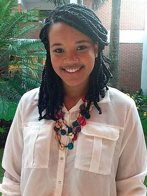 Estudante é da cidade de Feira de Santana e estudou em escola particular por meio de bolsa. (Foto: Arquivo pessoal)