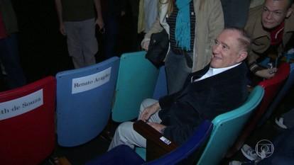 Renato Aragão é homenageado pelo Cine Joia