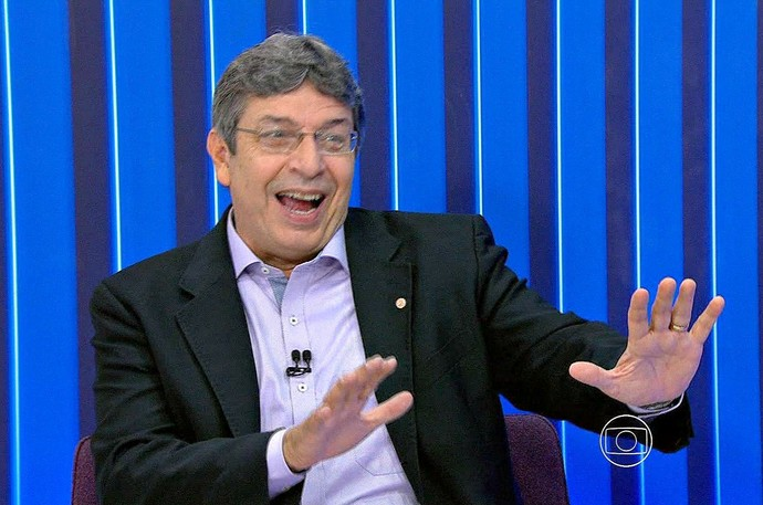 Glauber Vasconcelos Náutico (Foto: Reprodução / Bom Dia PE)