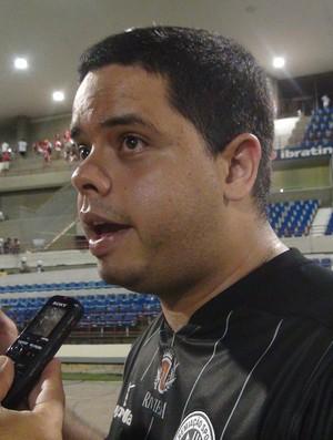 Bruno Euclides ASA (Foto: Viviane Leão/GloboEsporte.com)