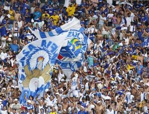 Torcida; Cruzeiro; Mineirão (Foto: Washington Alves / Vipcomm)