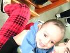 Jaque Khury leva o filho para vacinação e mostra vídeo fofo