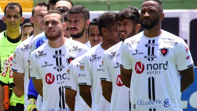 Boa Esporte e Botafogo-PB decidem vaga de acesso para a Série B (Foto: Chiarini Jr.)
