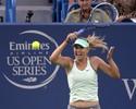 Na estreia com Connors, Sharapova perde para americana em Cincinnati