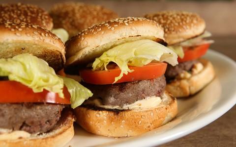 Hambúrguer da Carolina Ferraz