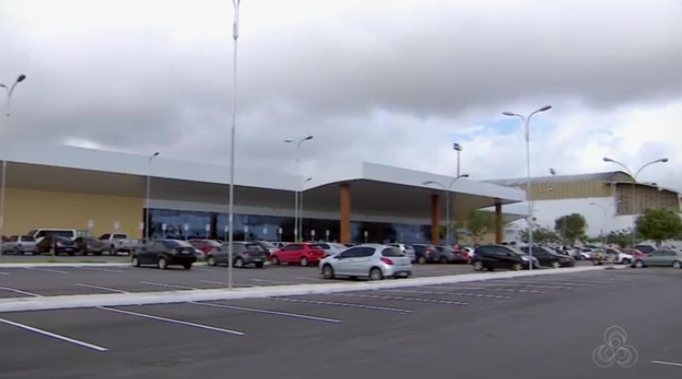 Terminal 'Eduardinho' (Foto: Reprodução/Rede Amazônica)