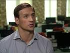 Em entrevista ao JN, Ryan Lochte diz que foi imaturo e pede desculpas
