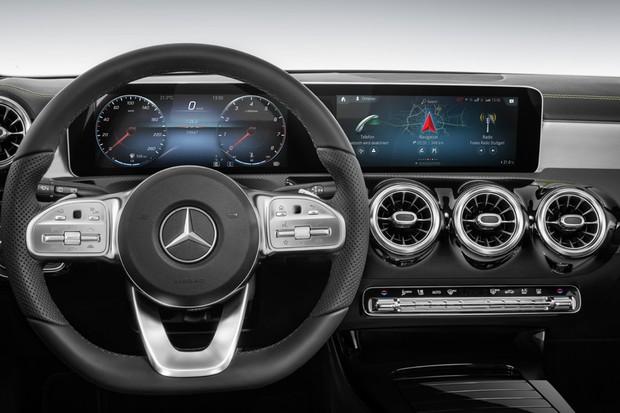 Mercedes apresenta a nova geração do Classe A (Foto: Divulgação)