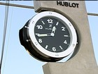 Relógios marcam a contagem regressiva para a Copa do Mundo
