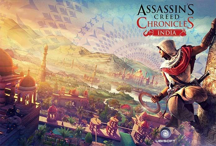 Assassins Creed Chronicles India (Foto: Divulgação/Ubisoft)